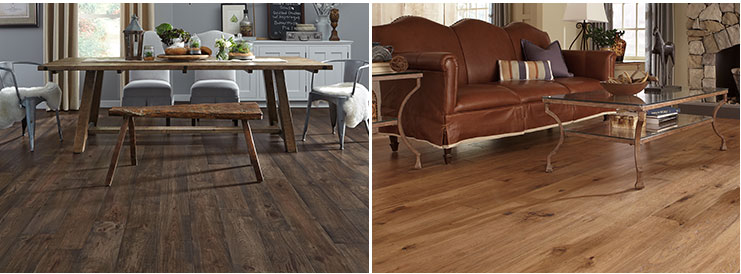 mannington hardwood dining room living room floors