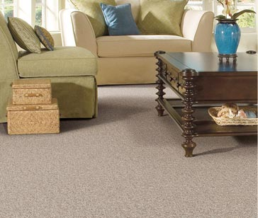 Living room Resista carpet